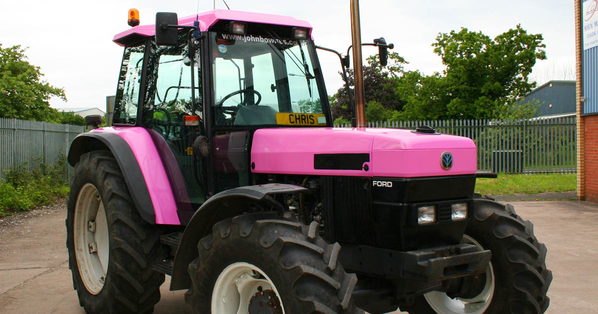pink tractor 2