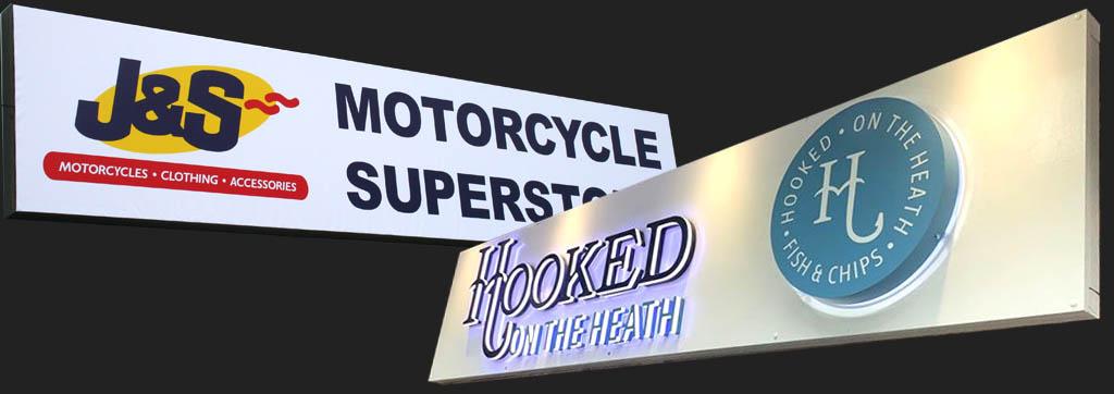 shop signage cheshire